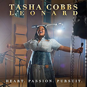 Chord charts for Tasha Cobbs Leonard: Heart. Passion. Pursuit.